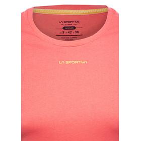 La Sportiva Elixir Kortærmet T-shirt Damer rød